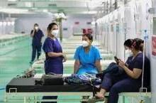 दिल्ली में संक्रमण दर गिर कर 1.59 फीसद पर आई, 24 घंटे में 1141 मामले, 139 की मौत