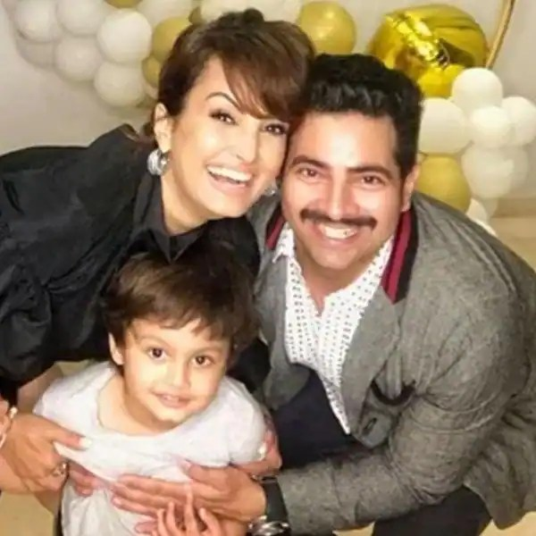 Nisha Rawal reveals that all she now wants from estranged husband Karan Mehra is to take care of their son, Kavish's future – watch video