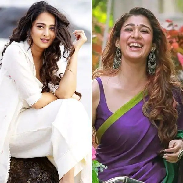 Anushka Shetty, Nayanthara and more: 5 South actresses who worked with two generations of stars from the same family