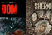 From Sherni to Dom, check out the upcoming releases on Amazon Prime Video in June