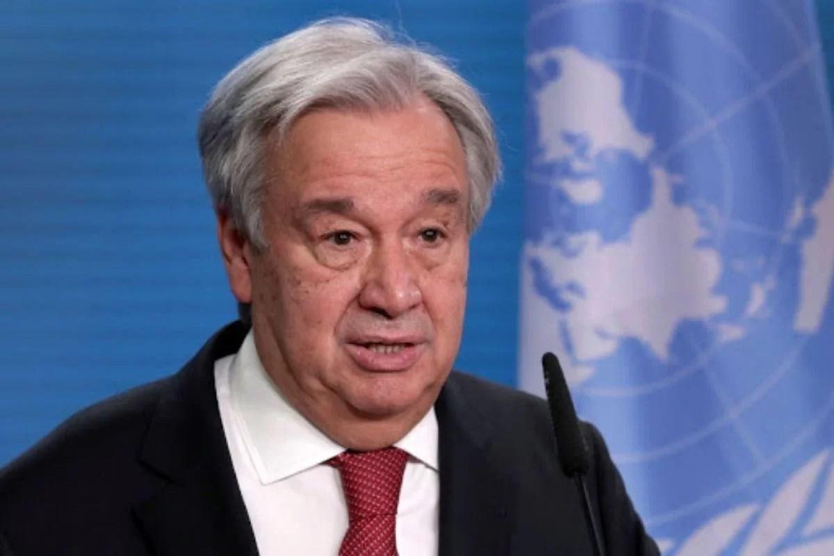 संयुक्त राष्ट्र सुरक्षा परिषद ने दूसरे कार्यकाल के लिए एंटोनियो गुटेरेस का समर्थन किया