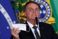 मास्कलेस मोटरसाइकिल रैली के लिए ब्राजील के राष्ट्रपति बोल्सोनारो पर जुर्माना