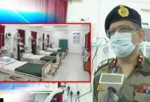 JK: Army hands over 50-bed COVID-19 hospital to Srinagar administration