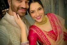 A look at Ankita Lokhande and BF Vicky Jain's pictures that scream love
