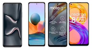 Redmi, Realme, Motorola जैसे ब्रांड दे रहे हैं 108MP कैमरे वाले फोन, 17999 रुपये है शुरुआती कीमत