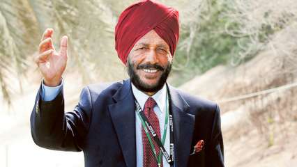 Milkha Singh, legendary athlete popularly known as 'Flying Singh', dies at 91