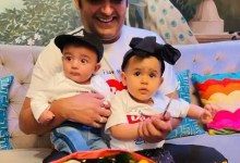 Kapil Sharma shares first picture of son Trishaan with daughter Anayra on 'public demand'; wishes Father's Day in the most adorable way