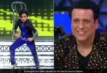 गोविंदा के गाने पर उन्हीं के सामने इस लड़के ने मचा दिया तहलका, हैरान हुए हीरो नंबर-1…देखें Video