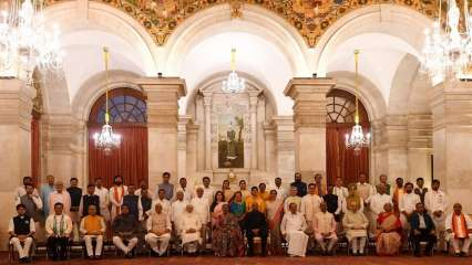 PM Modi's new Cabinet: Full list of ministers with names and portfolios