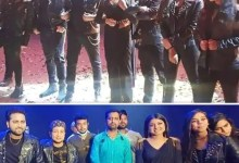 Indian Idol 12: Pawandeep Rajan, Arunita Kanjilal, Shanmukhapriya and others look stylish in black as they shoot for something interesting – view pics