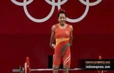 Tokyo Olympics 2020: भारत ने जीता पहला ओलंपिक पदक, मीराबाई चानू ने 49 किलोग्राम स्पर्धा में सिल्वर मेडल जीता