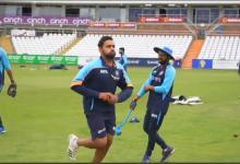 Team India hits the ground running as they prepare for upcoming IND vs ENG series