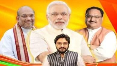 BJP MP Babul Supriyo says 'Alvida' to politics, clarifies 'not joining any party'