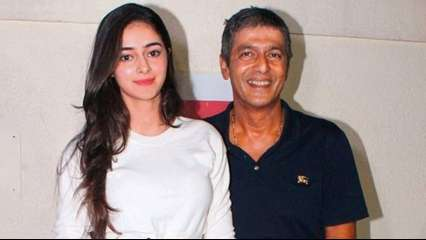 Chunky Panday opens up on daughter Ananya Panday getting trolled on social media