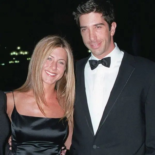 OMG! Are Friends stars Jennifer Aniston and David Schwimmer the newest couple in town?