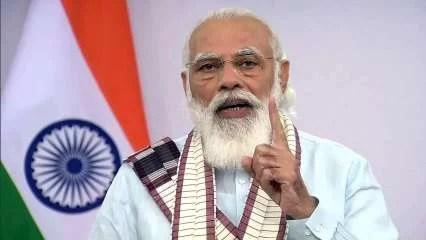 PM Modi to participate in 'Atmanirbhar Narishakti se Samvad', interact with women SHG members today