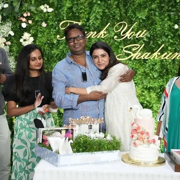 Samantha Akkineni pens an emotional note for Shaakuntalam director Guna Sekhar for 'making her dream a reality' – view post
