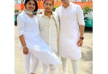 Indian Idol 12: Nachiket Lele shares pictures Pawandeep Rajan, Arunita Kanjilal and other finalist from the grand finale episode