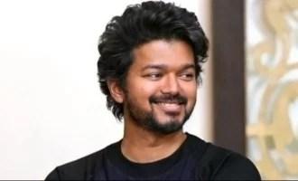 तोड़ना!  विजय ने 'थलपति 66' की पुष्टि की, दक्षिण भारत के सबसे अधिक भुगतान पाने वाले अभिनेता बन गए