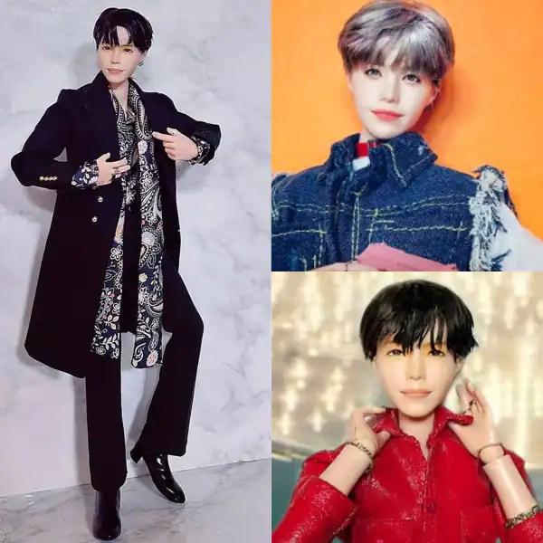 BTS' J-Hope's Mattel doll versions are as real and sunshine-like as ARMY's Hobi himself – view pics