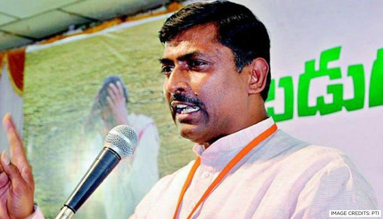 BJP's Muralidhar Rao accuses Telangana government of backing AIMIM to support Taliban