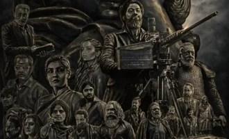 बड़े पैमाने पर ओवरलोडेड पोस्टर के साथ 'केजीएफ 2' की रिलीज की तारीख की आधिकारिक घोषणा