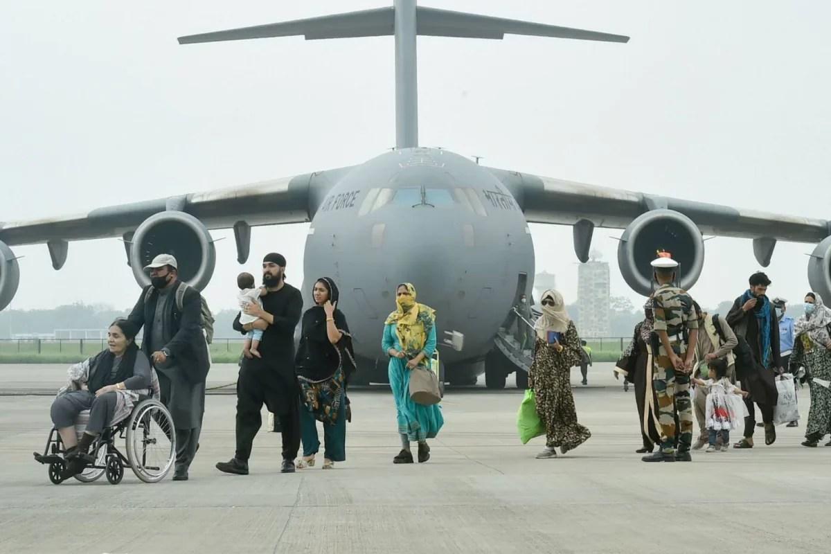 अफगानिस्तान समाचार लाइव अपडेट: 145 काबुल पहुंच दिल्ली से निकाले गए;  बिडेन स्टिल होप्स अफगान एयरलिफ्ट 31 अगस्त तक समाप्त हो जाएगा