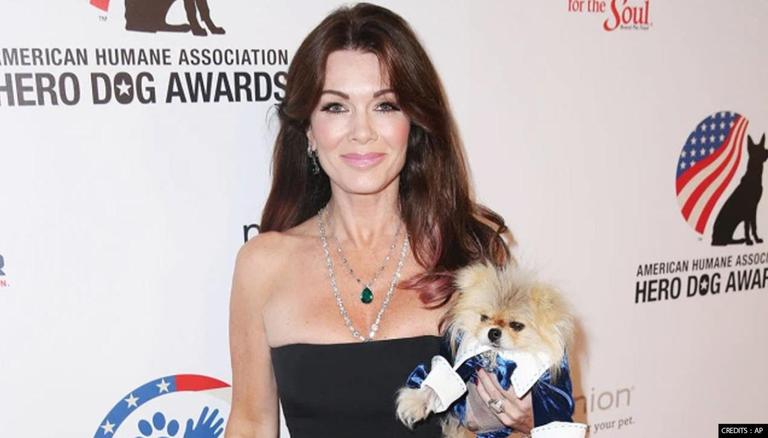 A blessing for us: Lisa Vanderpump shares thoughts on becoming grandmother