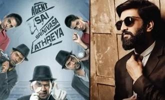 संथानम अभिनीत फिल्म 'एजेंट साई श्रीनिवास आत्रेय' की तमिल रीमेक की शूटिंग पूरी हो गई है!
