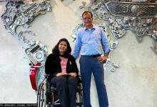 MG Motor announces first woman Paralympic Medalist Deepa Malik to voice AI assistance