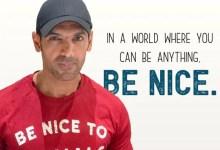 मर्सी फॉर एनिमल्स इंडिया के अभियान में जॉन अब्राहम सितारे