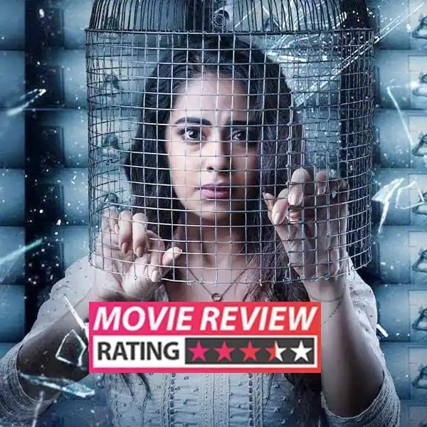 Net movie review: Rahul Ramakrishna and Avika Gor's tech thriller lays bare the dark side of porn addiction, voyeurism and privacy breaches