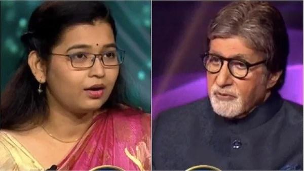 कौन बनेगा करोड़पति 13: क्या आप 12.5 लाख रुपये के उस सवाल का जवाब दे सकते हैं जिसने संचली चक्रवर्ती को चौंका दिया?