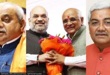 BJP drops Dy CM Nitin Patel from new Gujarat cabinet, RC Faldu to be inducted: Sources
