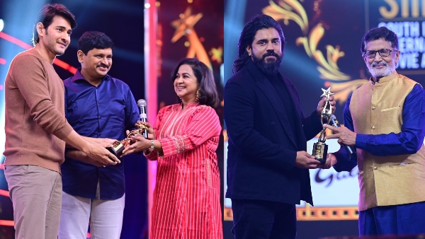 SIIMA अवार्ड्स 2021 पूर्ण विजेताओं की सूची: मोहनलाल, महेश बाबू, असुरन, यजमाना जीत!