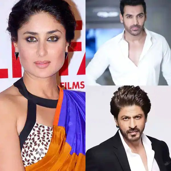 From Shah Rukh Khan to John Abraham: Kareena Kapoor Khan REFUSED to work with THESE 8 Bollywood stars