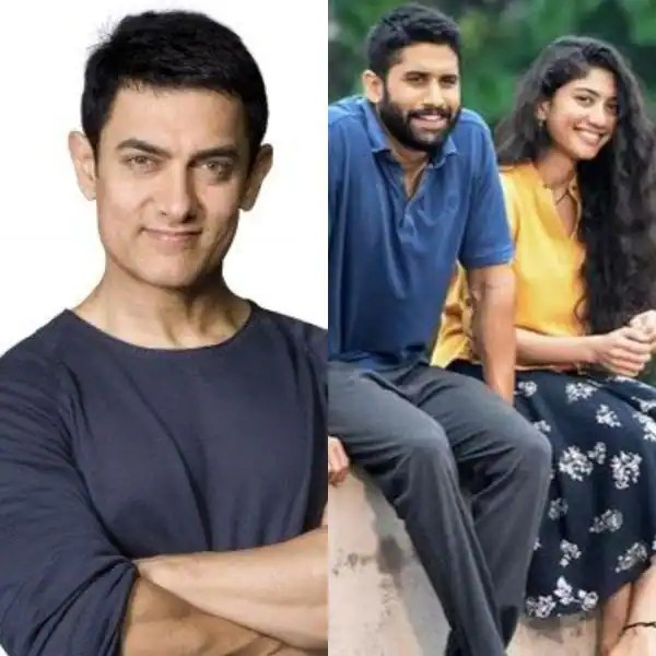 Aamir Khan joins Naga Chaitanya and Sai Pallavi's fan clubs after watching Love Story trailer; calls Chay 'the best person ever', lauds Sai's dancing skills