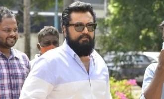 'पोन्नियिन सेलवन' के बाद सरथ कुमार ने लॉन्च की अपनी अगली फिल्म!