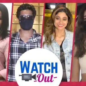 Watch Out : Bigg Boss OTT's Second Runner Up Shamita Shetty Spotted, Vicky Kaushal And Others Also Snapped