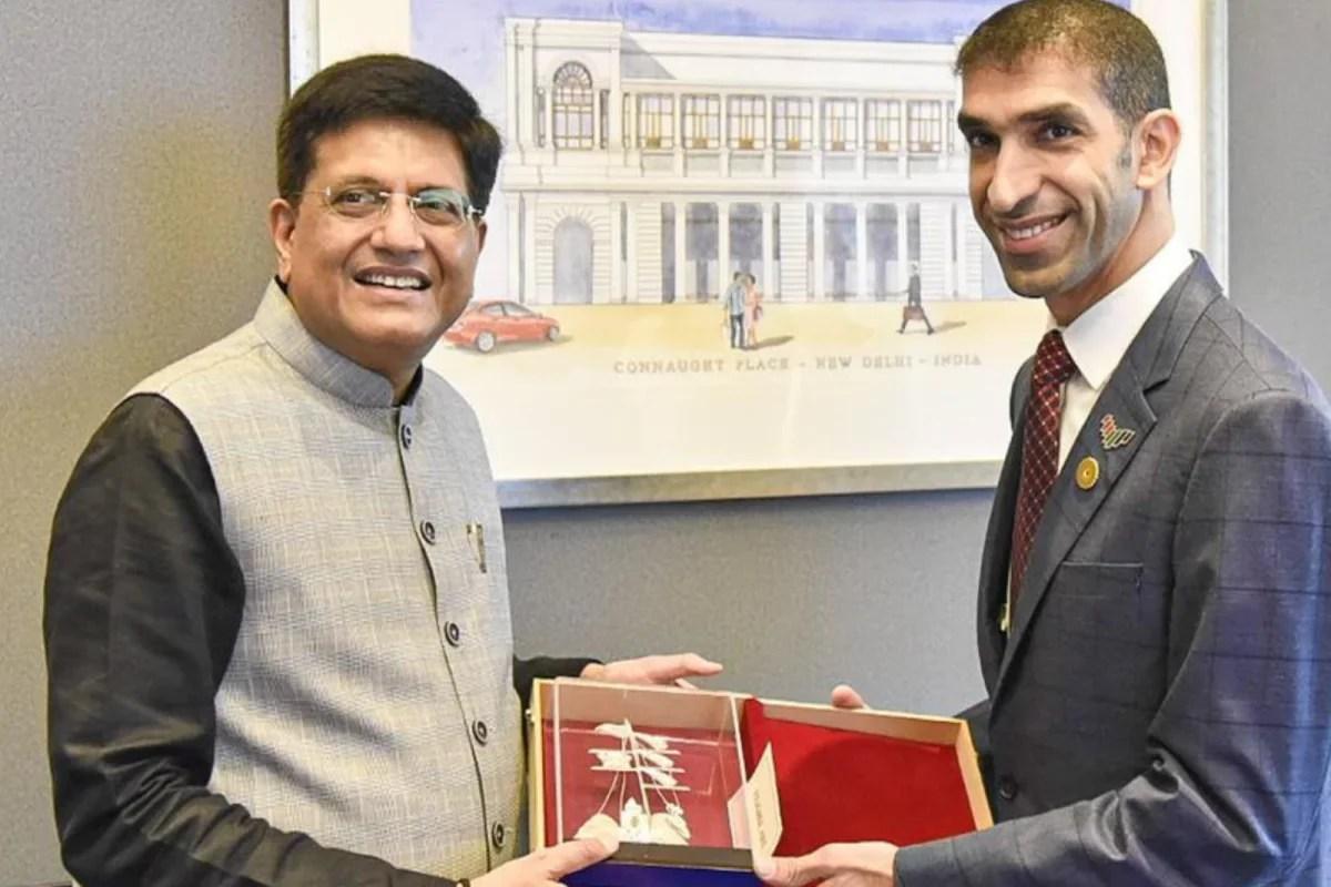 भारत, संयुक्त अरब अमीरात ने नए समझौते के माध्यम से द्विपक्षीय व्यापार को 5 वर्षों में 100 अरब डॉलर तक बढ़ाने की योजना बनाई है