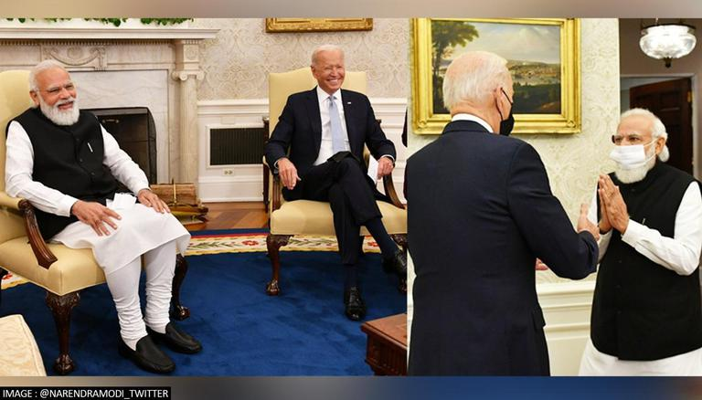 PM Modi invites US President Biden to visit India, lauds his leadership on global issues
