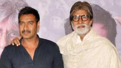 अमिताभ बच्चन और अजय देवगन स्टारर मई दिवस अगले साल इस तारीख को सिनेमाघरों में उतरेगी!