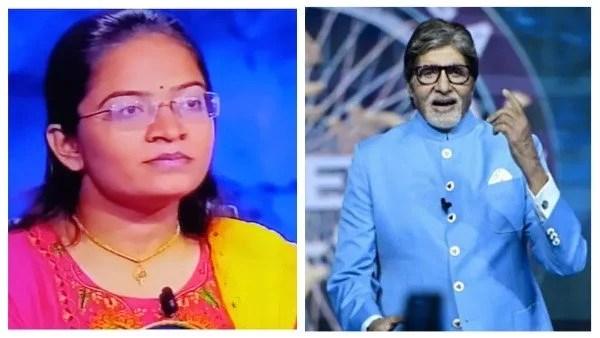 KBC 13: क्या आप शो में कंटेस्टेंट संध्या मखीजा को स्टंप करने वाले 40,000 रुपये के सवाल का जवाब दे सकते हैं?