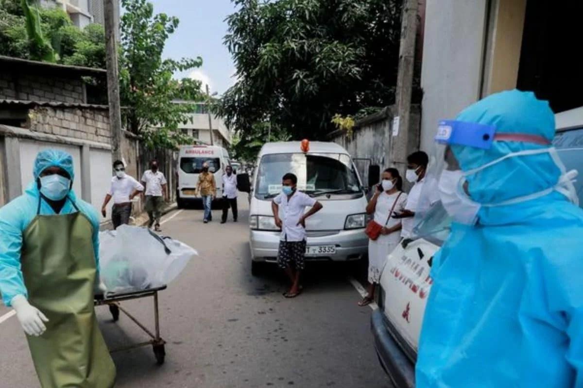श्रीलंका 1 अक्टूबर को कोविड लॉकडाउन समाप्त करेगा;  चिकित्सा विशेषज्ञों ने फिर से खोलने के खिलाफ चेतावनी दी