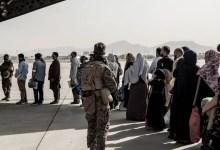 काबुल से अमेरिकियों को ले जाने वाली उड़ान संयुक्त अरब अमीरात बाउंड से यूएस के लिए रवाना होती है