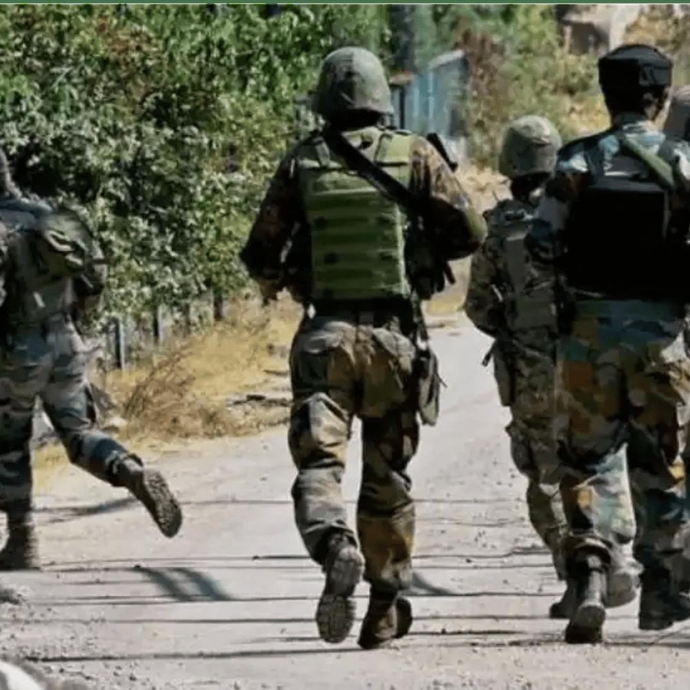 भास्कर लाइव अपडेट्स:जम्मू-कश्मीर के शोपियां में सेना के लिए एक टिकट;  और आतंकियों के छिपे होने की आशंका, सर्च ऑपरेशन जारी