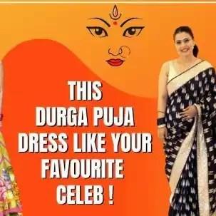 Durga Puja 2021: From Shilpa Shetty To Kajol Devgan, This Durga Puja Dress Like Celebrities