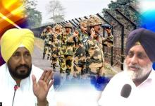 Akali Dal accuses CM Channi of 'comprising' interests of Punjab to save chair amid BSF row