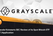 ग्रेस्केल ने अपने स्पॉट बिटकॉइन ईटीएफ ('बीटीसी') एप्लिकेशन की एसईसी समीक्षा शुरू की