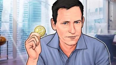 पेपाल के सह-संस्थापक पीटर थिएल का कहना है कि उन्होंने बिटकॉइन में 'कम निवेश' किया है